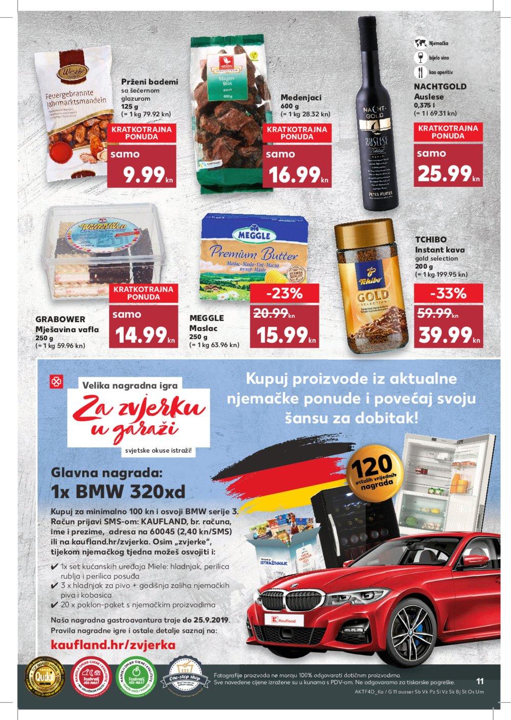 Kaufland katalog Akcija 12.09.-18.09.2019.