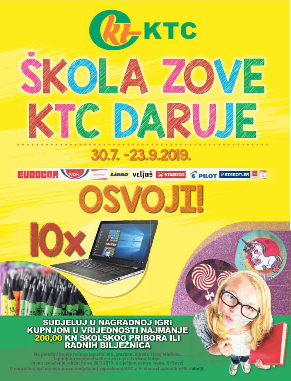 KTC katalog Široka potrošnja 19.09.-25.09.2019.