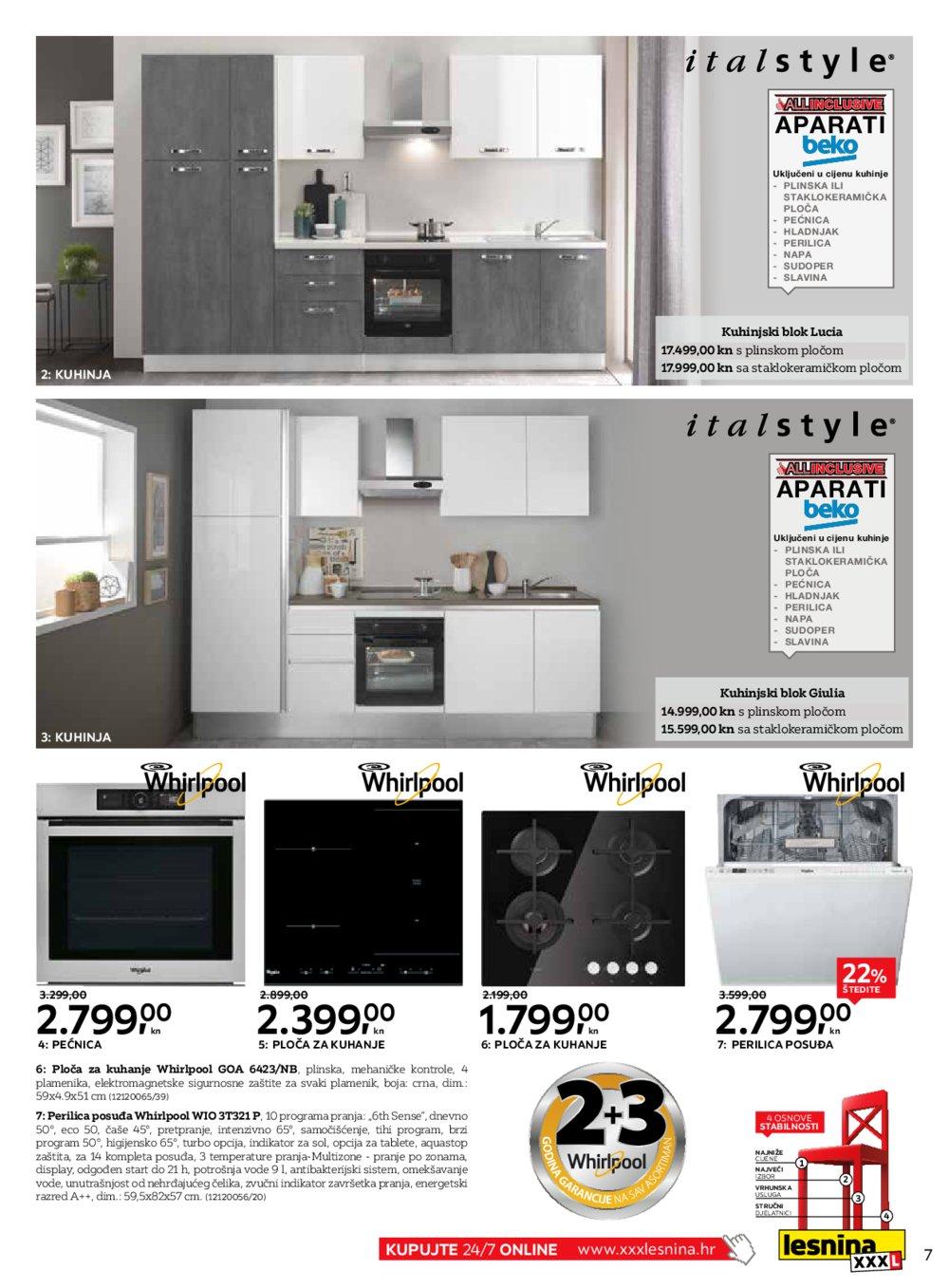 Lesnina katalog Po kuhinju u Lesninu 17.09.2019.-30.09.2019.