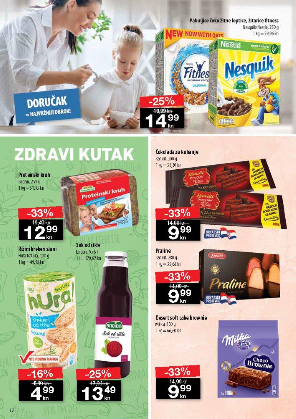 NTL katalog Okusi Italije 10.10.-16.10.2019. Soblinec, Duga Resa, Lučko, Krapina, Zagreb Bužanova i Vlaška, Varaždin