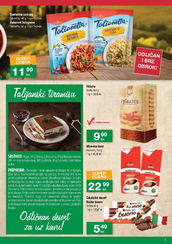 NTL katalog Okusi Italije 10.10.-16.10.2019. odabrane poslovnice