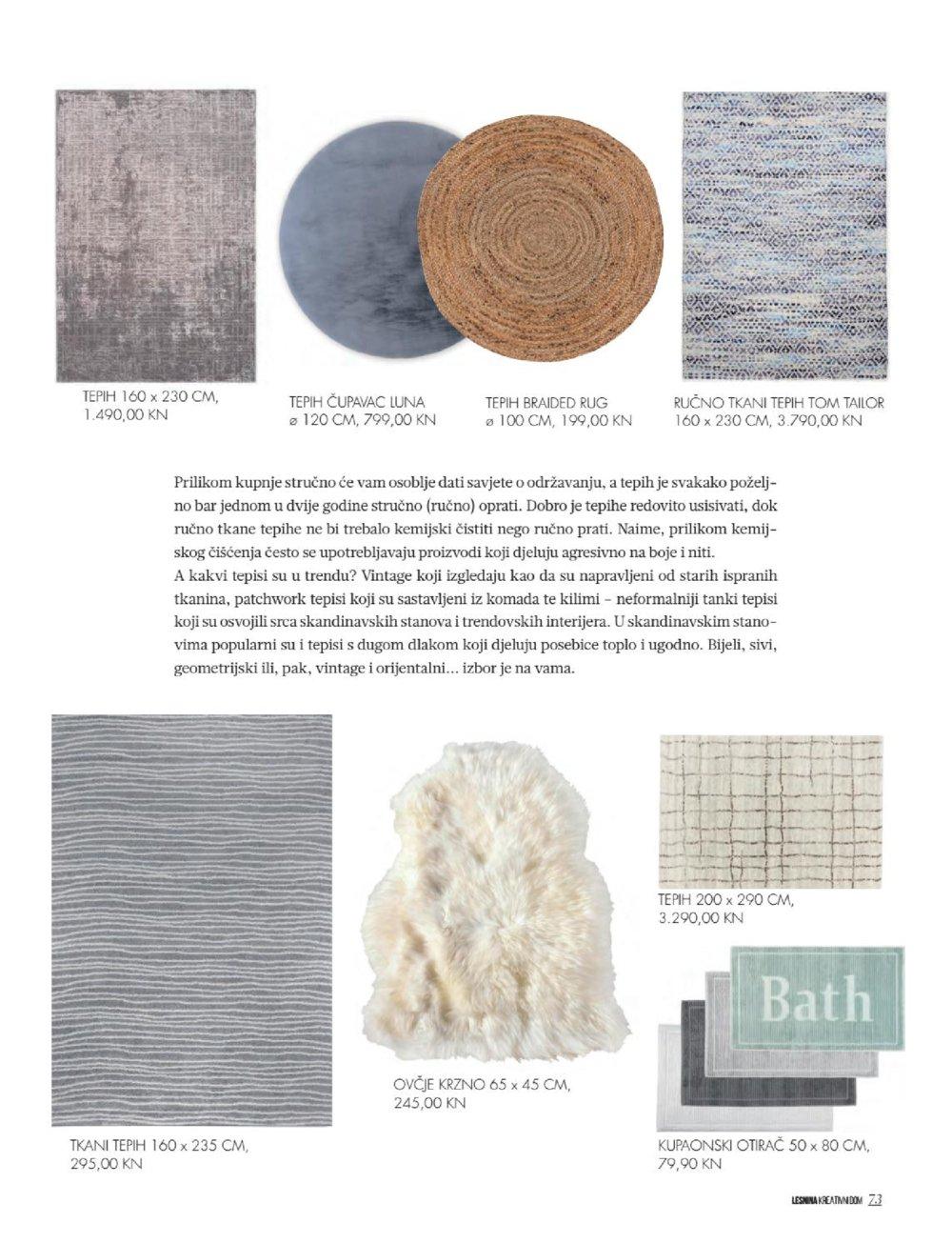 Lesnina katalog Akcija 21.10.-21.11.2019.