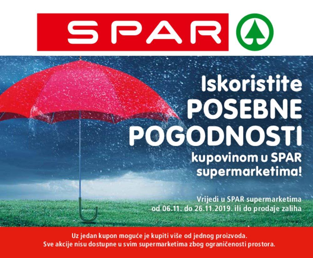 Spar katalog Bonovi 06.11.-26.11.2019.