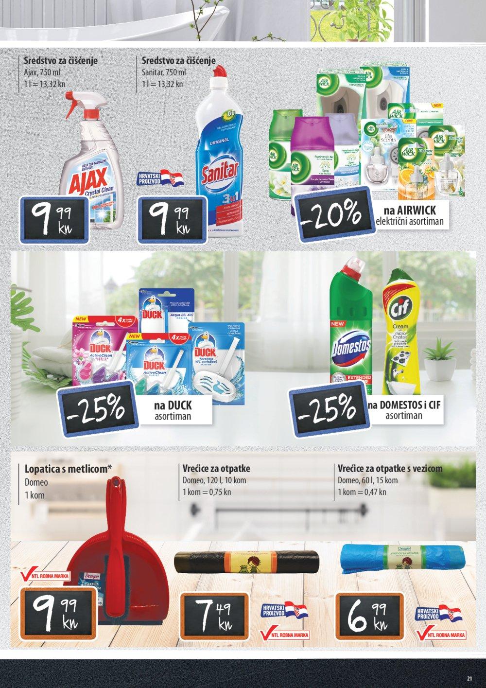 NTL Maxi katalog Akcija 07.11.-13.11.2019.