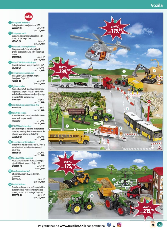 Muller katalog Akcija 07.11.-31.12.2019.