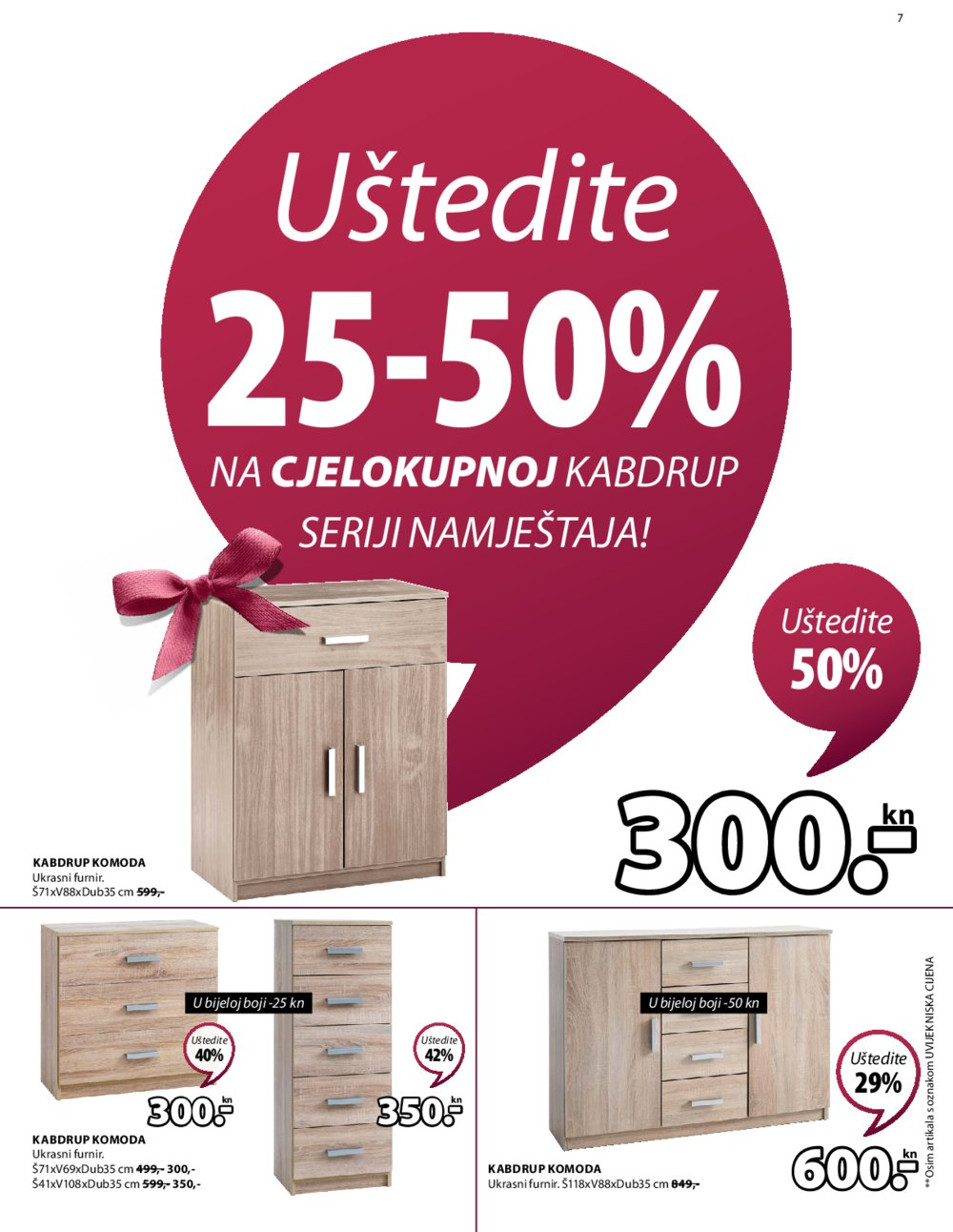 Jysk katalog Akcija 7.11.-20.11.2019.