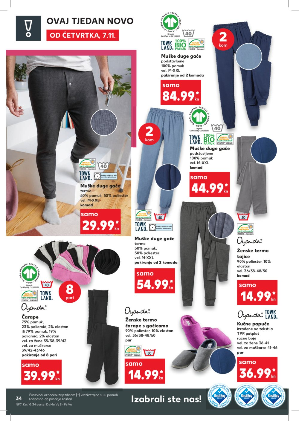 Kaufland katalog Akcija 07.11.-13.11.2019. Pž