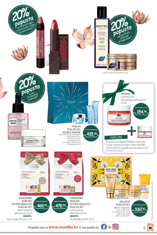 Muller katalog Parfumerija 14.11.-27.11.2019