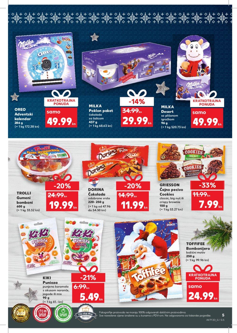 Kaufland katalog Veselimo se blagdanima 14.11.-20.11.2019.