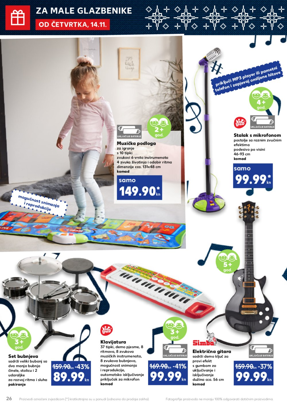 Kaufland katalog Igračke 14.11.2019.-26.12.2019.
