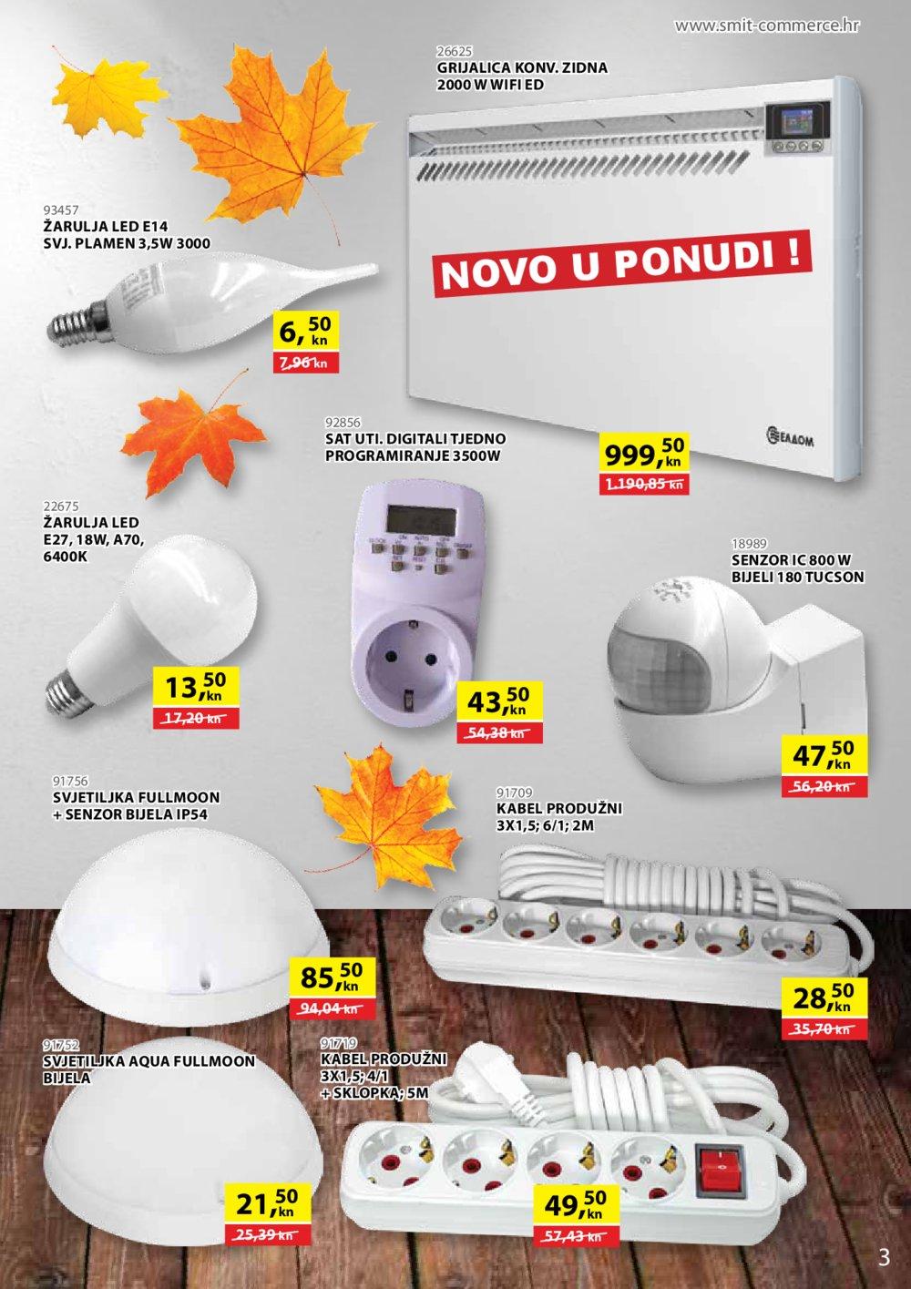 Smit Commerce katalog Sve za gradnju i opremanje stana 15.11.-14.12.2019.