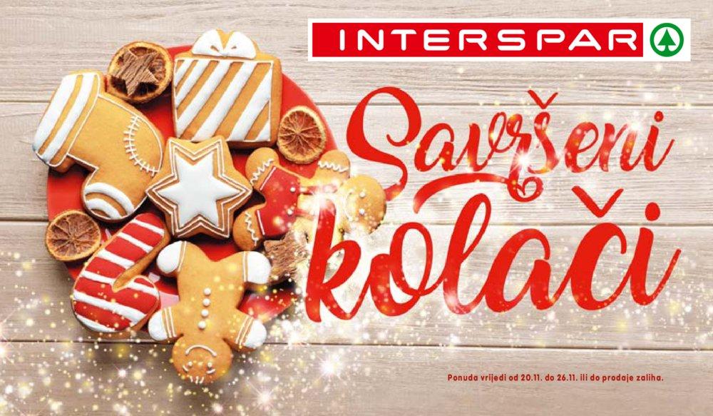 Interspar katalog Akcija 20.11.-03.12.2019.