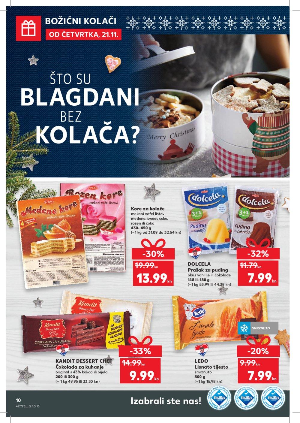 Kaufland katalog Akcija 21.11.-27.11.2019.