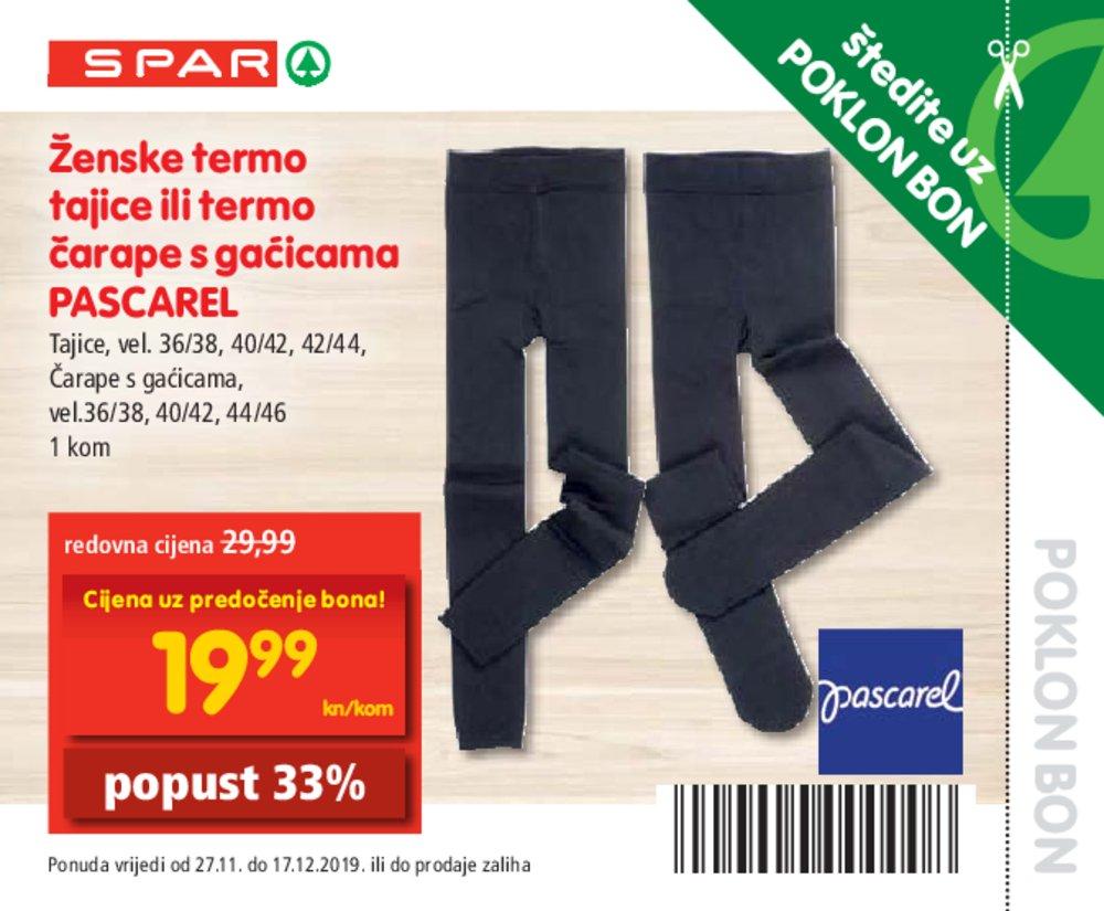 Spar katalog Bonovi 27.11.-17.12.2019.