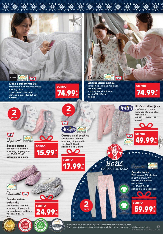 Kaufland katalog Najbolja ponuda za adventske dane 28.11.2019.-04.12.2019.