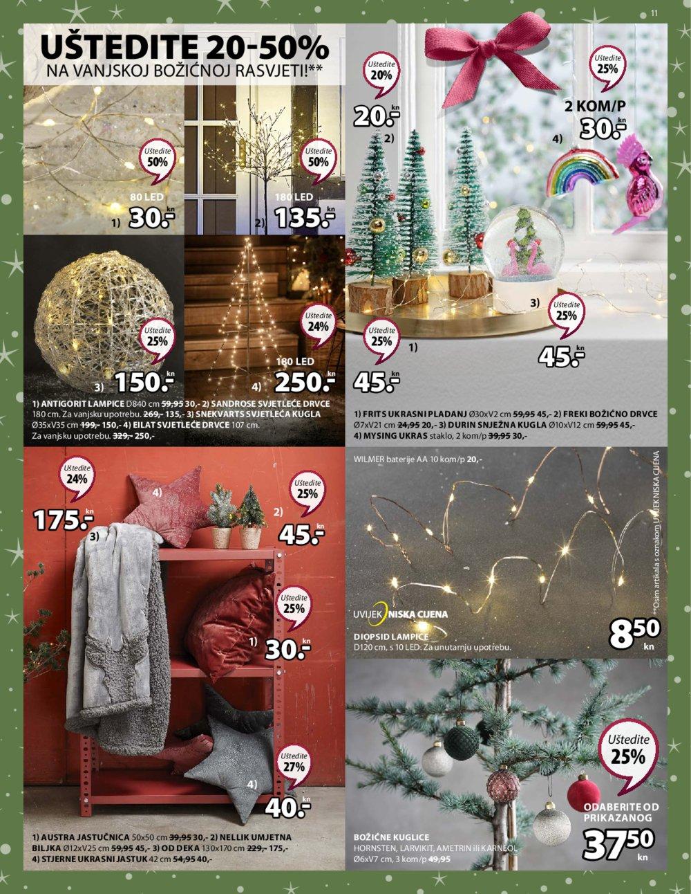 JYSK katalog Akcija 5.12. - 18.12.2019.