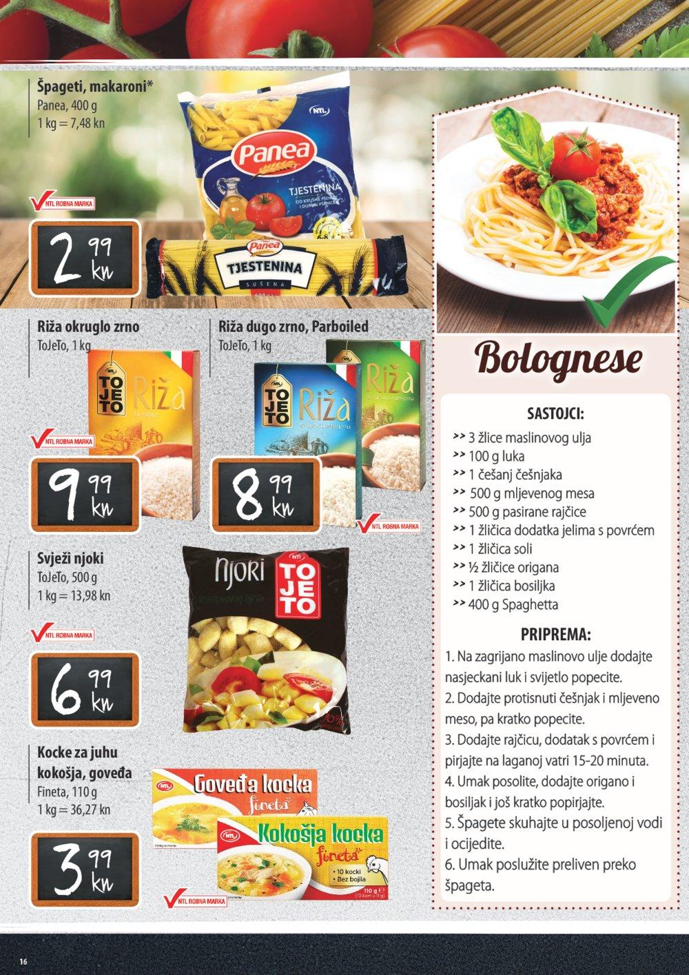 Bakmaz NTL Maxi katalog Akcija 05.12.-11.12.2019.