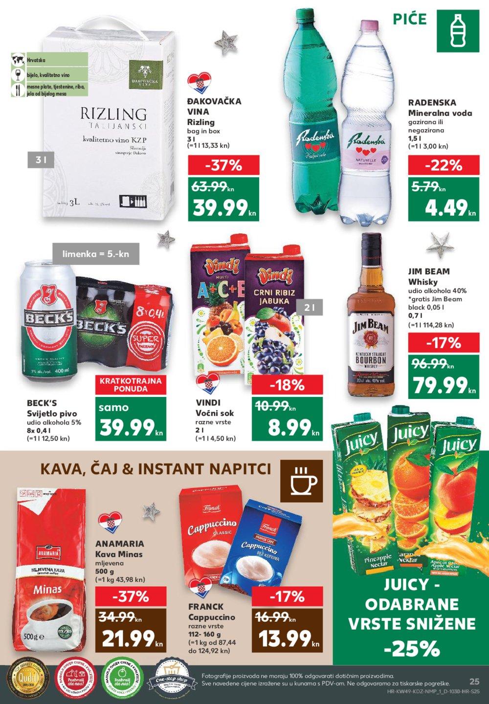 Kaufland katalog Akcija 05.12.-11.12.2019.