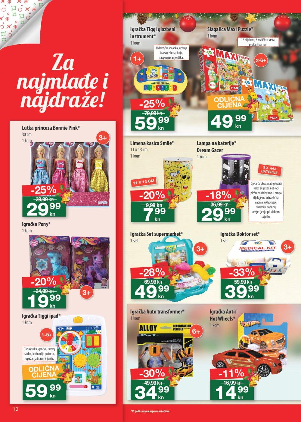 NTL Veselimo se Božiću 12.12.-18.12.2019. Soblinec, Duga Resa, Lučko, Krapina, Zagreb Bužanova, Vlaška, Varaždin