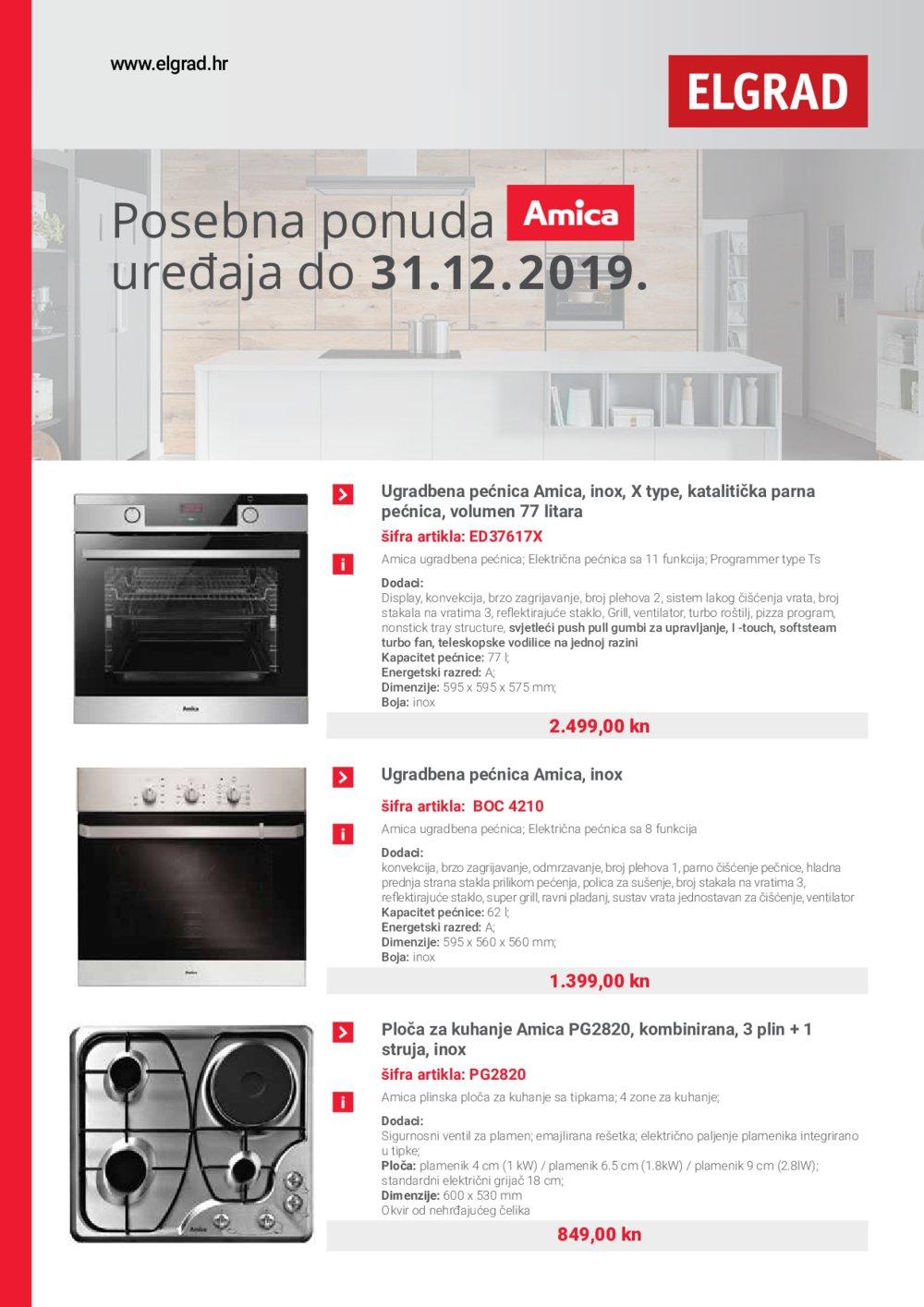 Elgrad katalog Posebna ponuda 05.12.-31.12.2019.