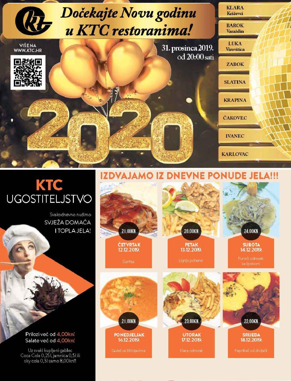 KTC katalog Akcija 12.12.-18.12.2019.