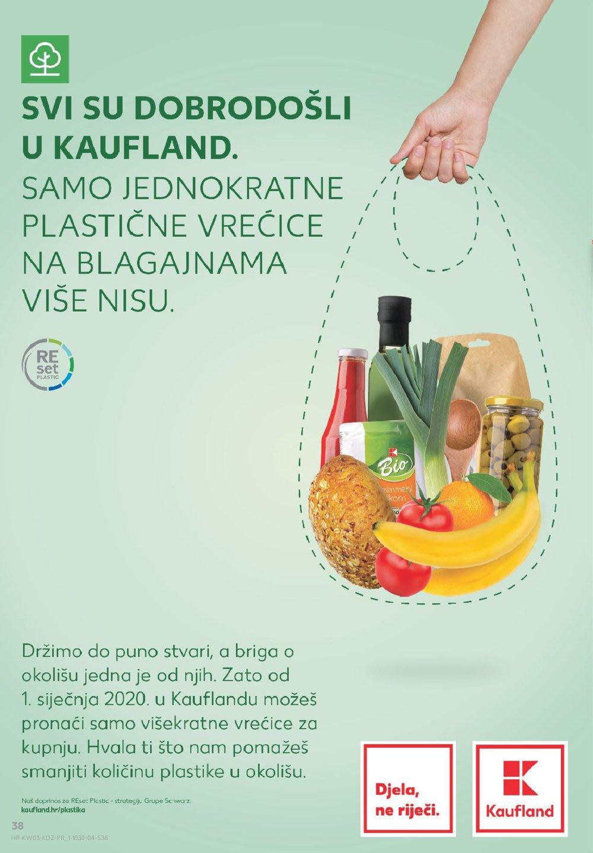 Kaufland katalog Akcija 16.01.-22.01.2020.