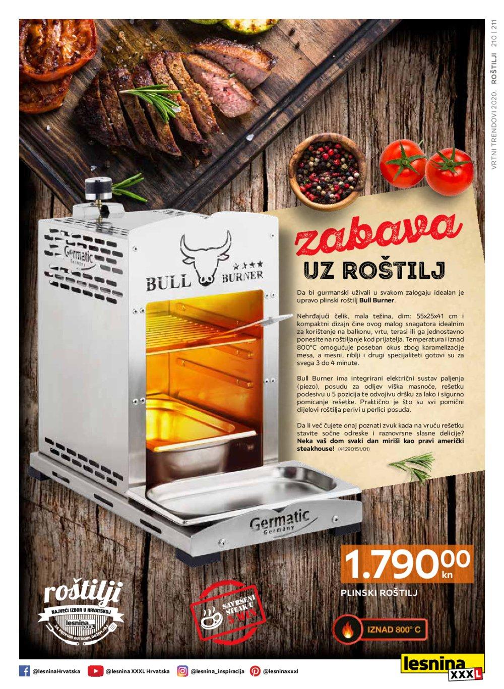 Lesnina katalog Vrtni trendovi 10.02.-31.10.2020.