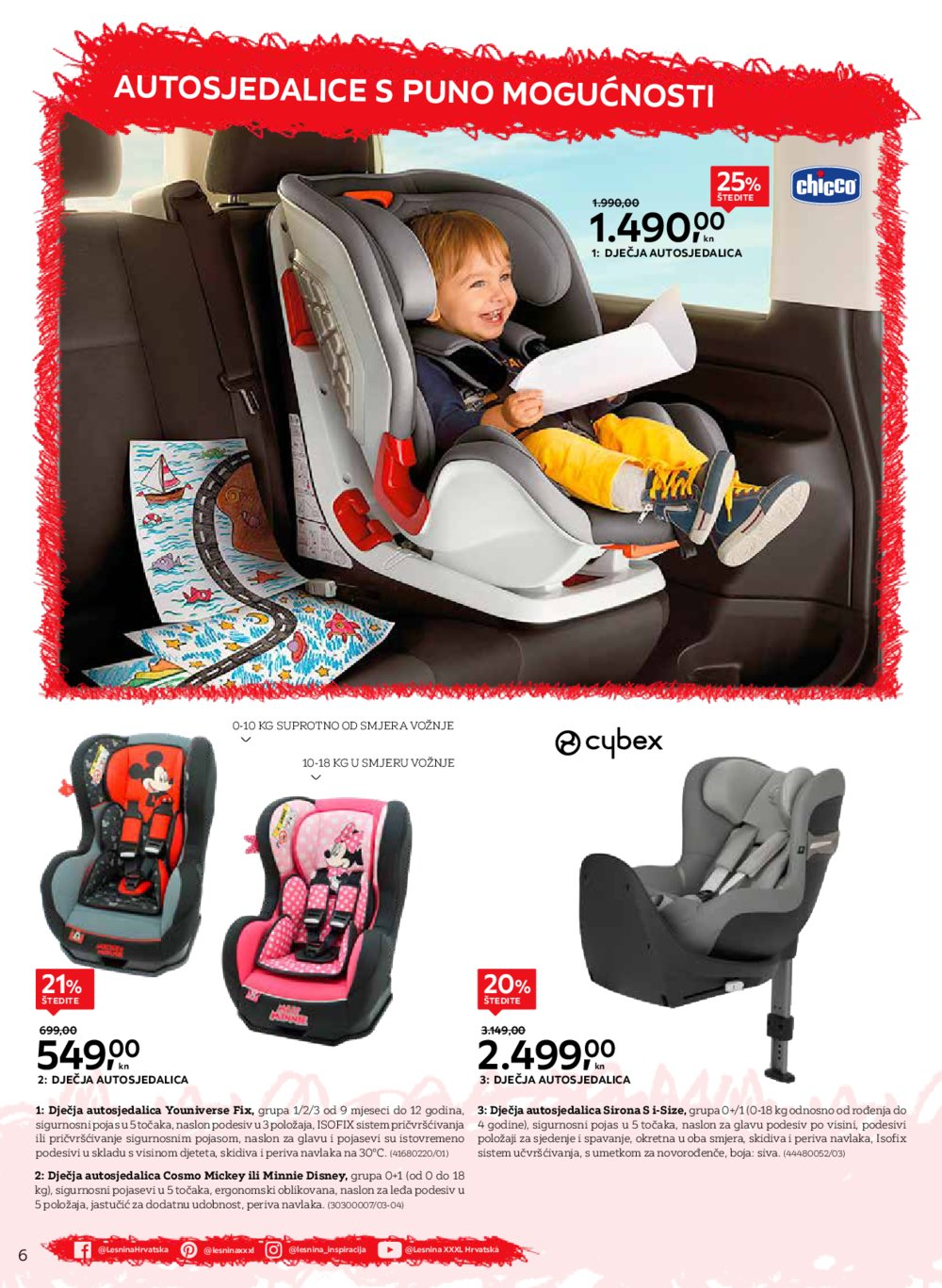 Lesnina katalog Za sretne bebe 03.03.-31.03.2020.