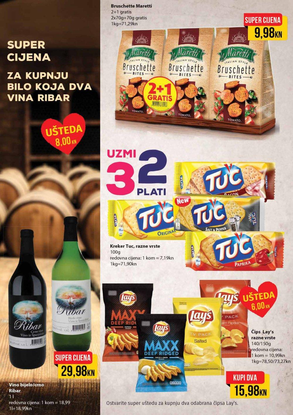 Istarski supermarketi Akcija 20.11.-07.12.2017.