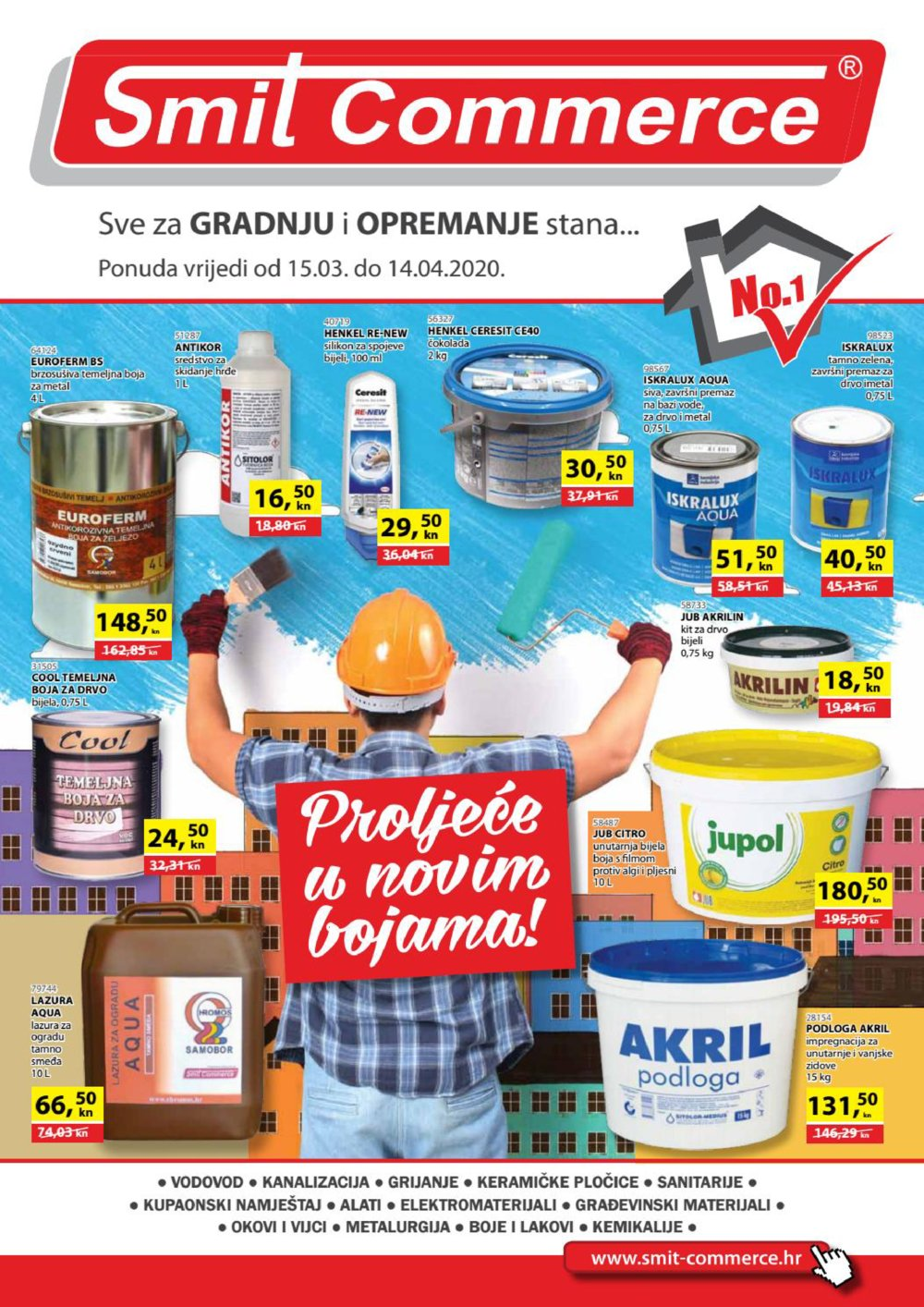 Smit Commerce katalog Travanj 15.03.-14.04.2020.