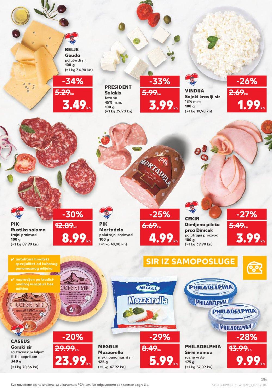 Kaufland katalog Akcija 26.03.-01.04.2020.