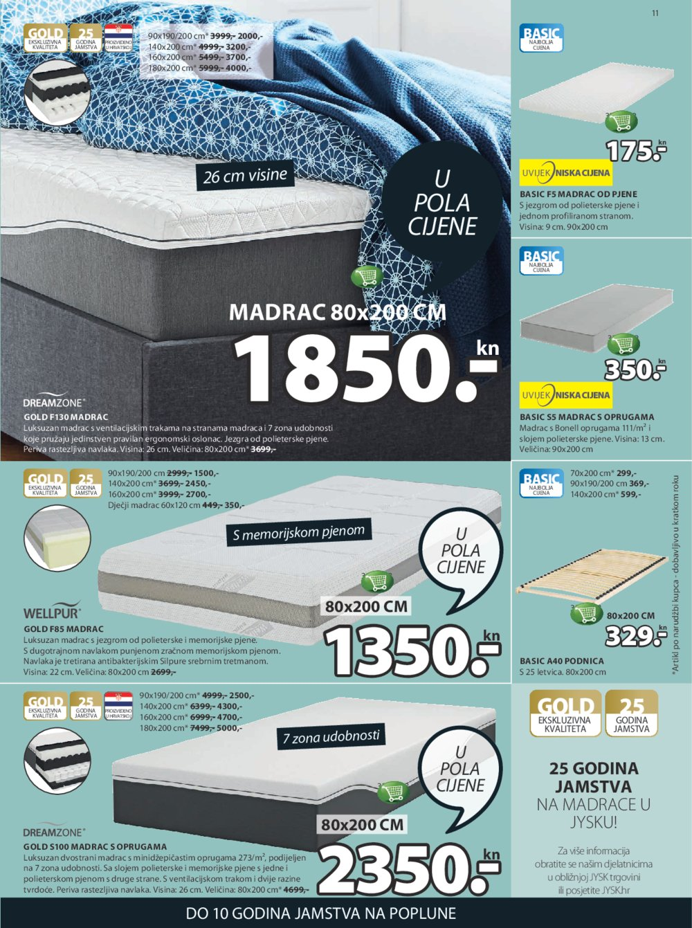 Jysk katalog Fantastični vanjski prostori od 18.05. do 31.05.2017.
