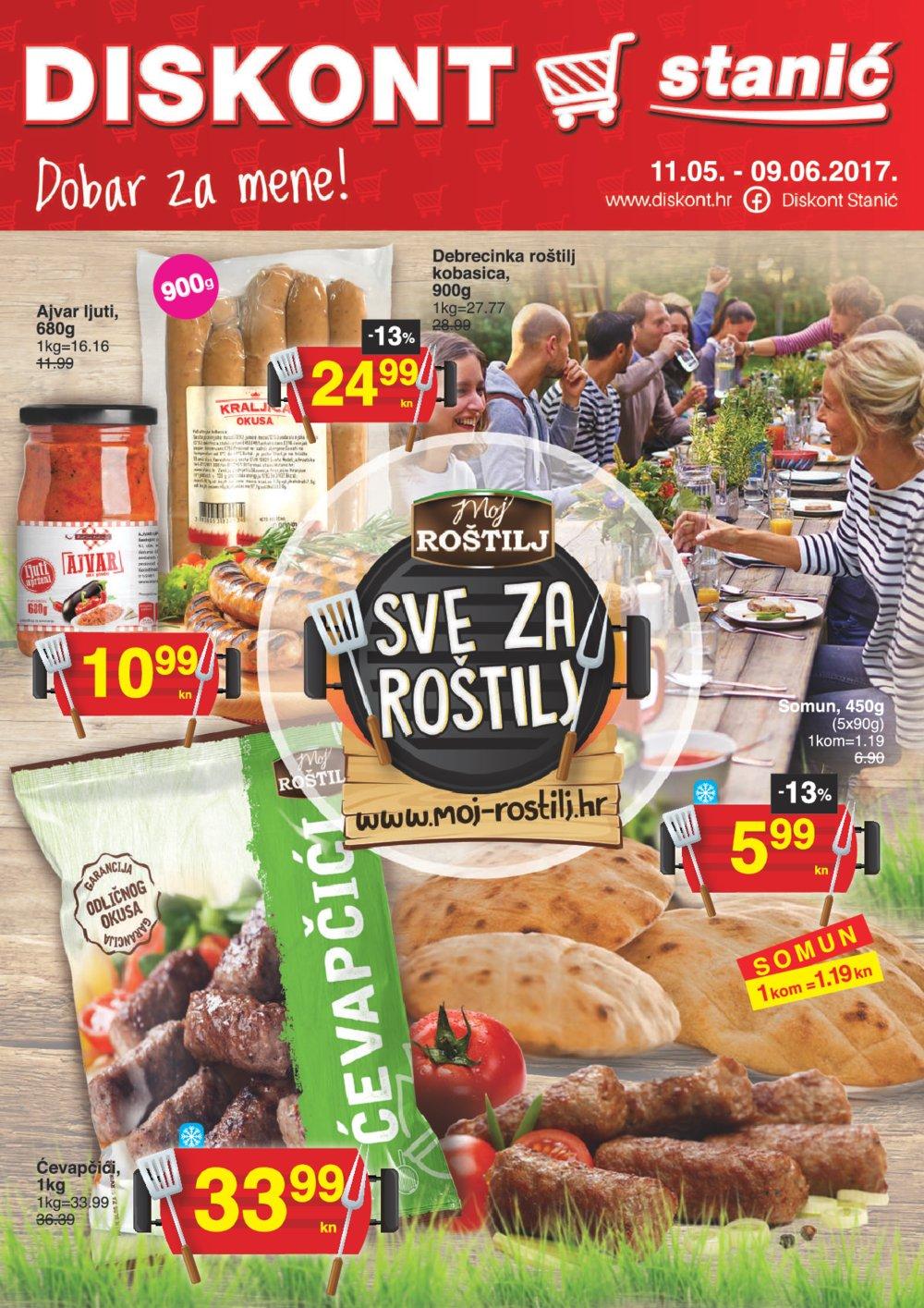 Stanić katalog roštilj 11.5 do 9.6.2017.