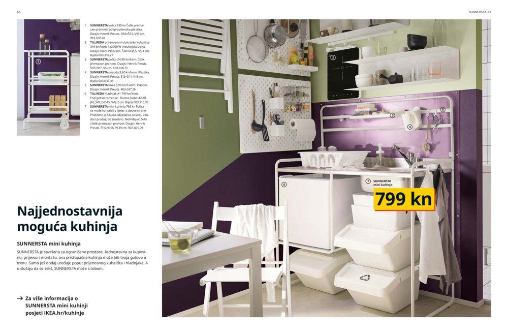 Ikea katalog Kuhinje 01.01.-31.12.2020.