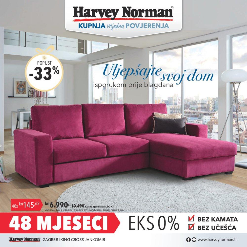Harvey Norman katalog 05.12.-31.12.2017.