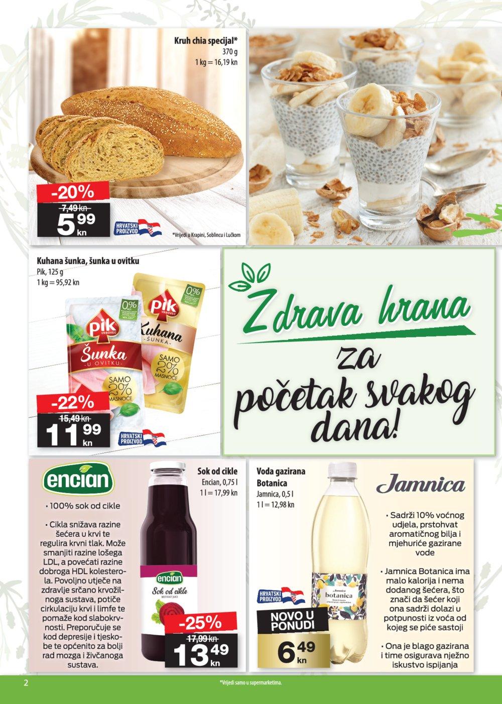 NTL katalog Akcija 28.05.-03.06.2020. Soblinec, Duga Resa, Lučko, Krapina, Zagreb Bužanova, Vlaška, Varaždin