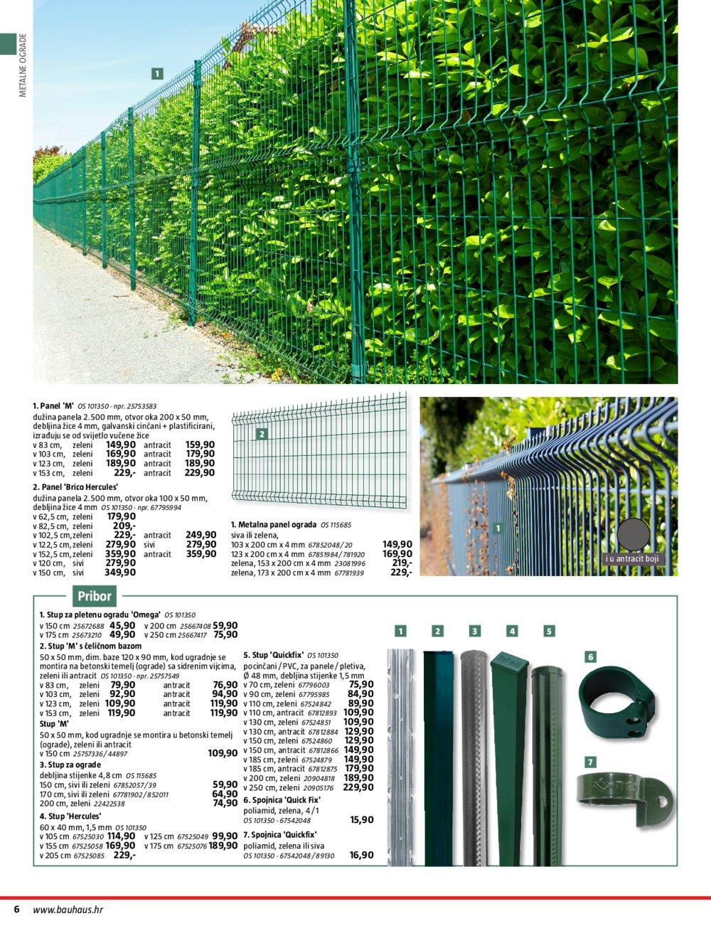 Bauhaus katalog Drvo u vrtu 14.05.-31.08.2020.