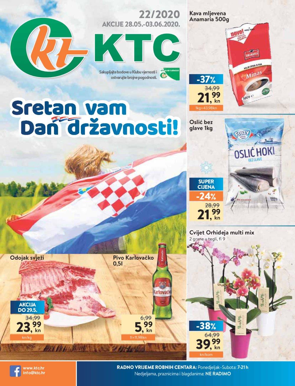KTC katalog Široka potrošnja 28.05.-03.06.2020.