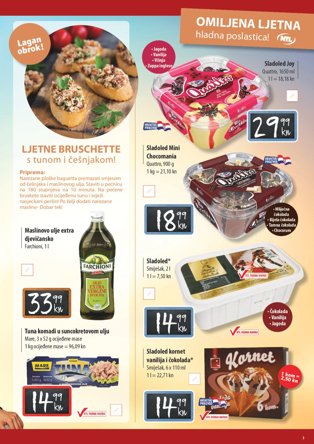 Bakmaz katalog NTL Maxi ponuda 04.06.-10.06.2020.