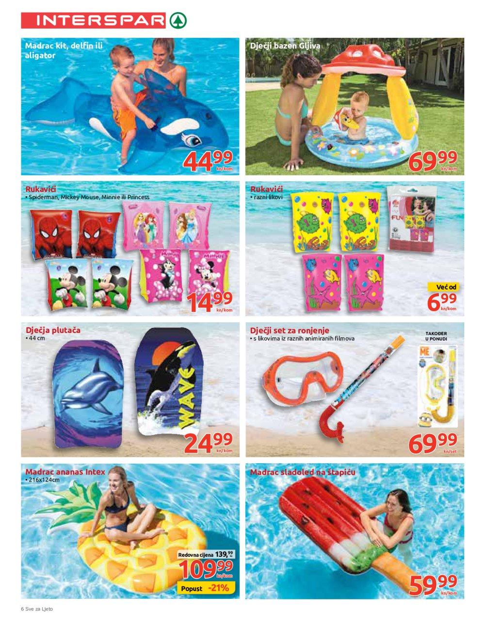 Interspar katalog Ljeto 03.06.-25.08.2020.