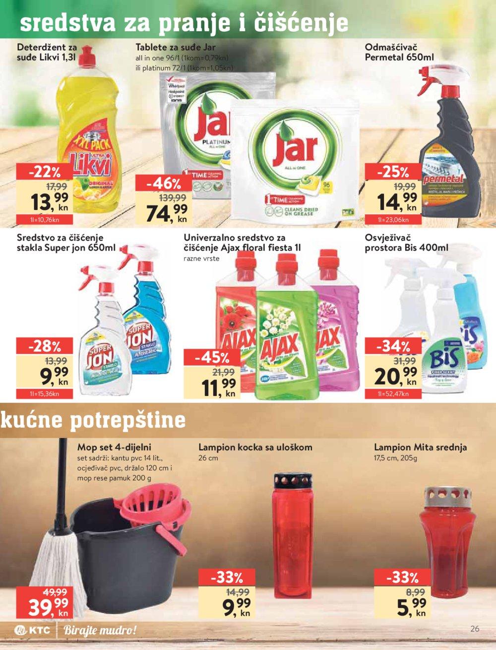 KTC katalog Široka potrošnja 04.06.-09.06.2020.