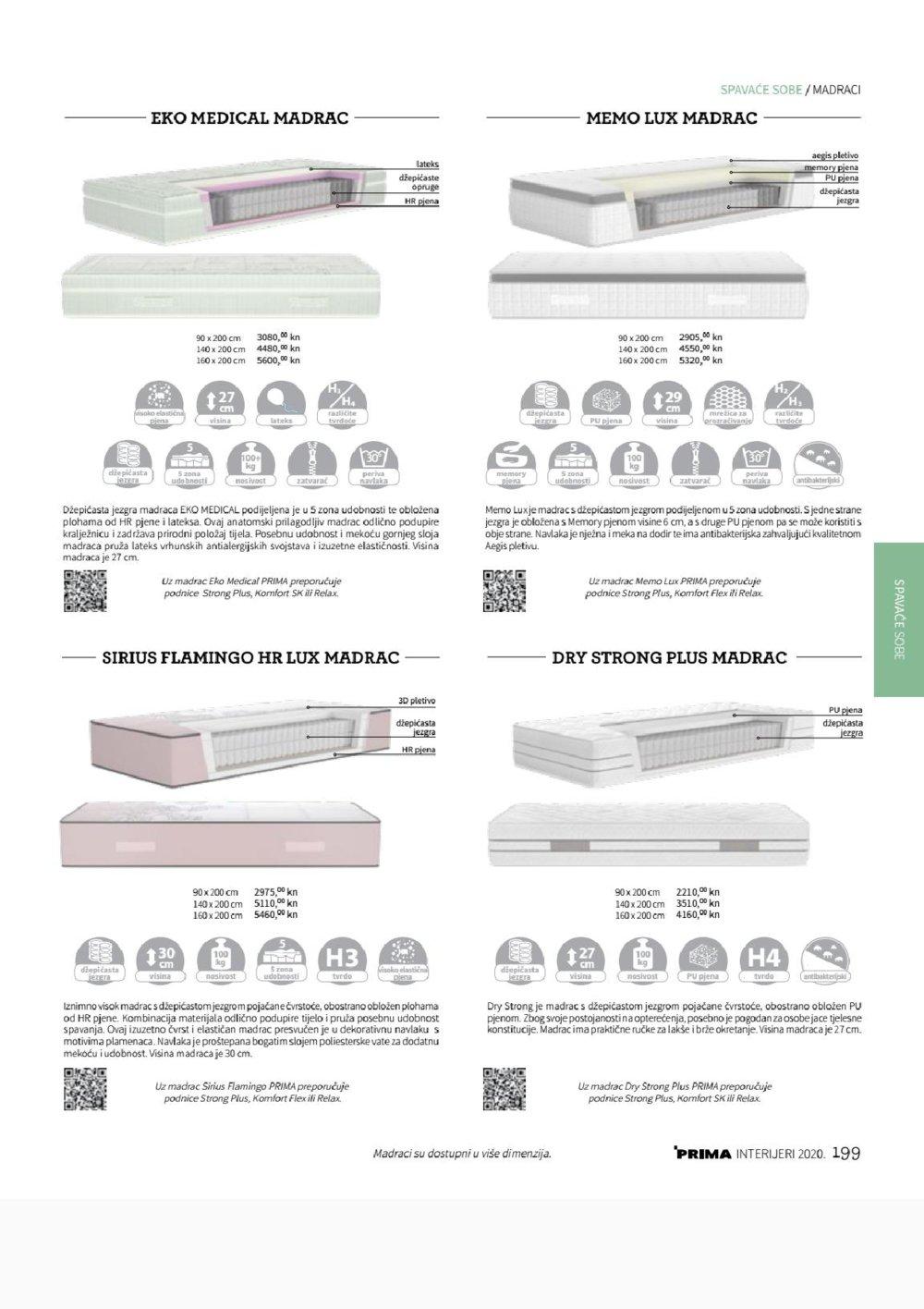 Prima katalog Akcija Interijeri 15.06.-31.12.2020.