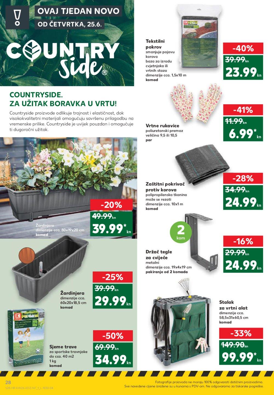 Kaufland katalog Akcija 25.06.-01.07.2020.
