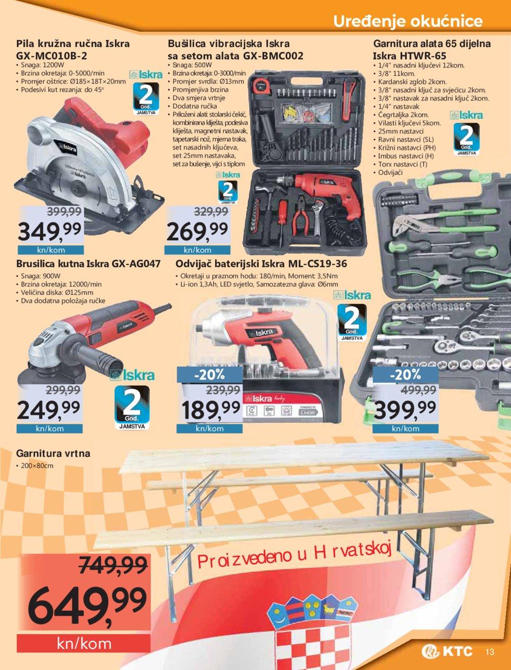 KTC katalog Tehnika 25.06.-08.07.2020.