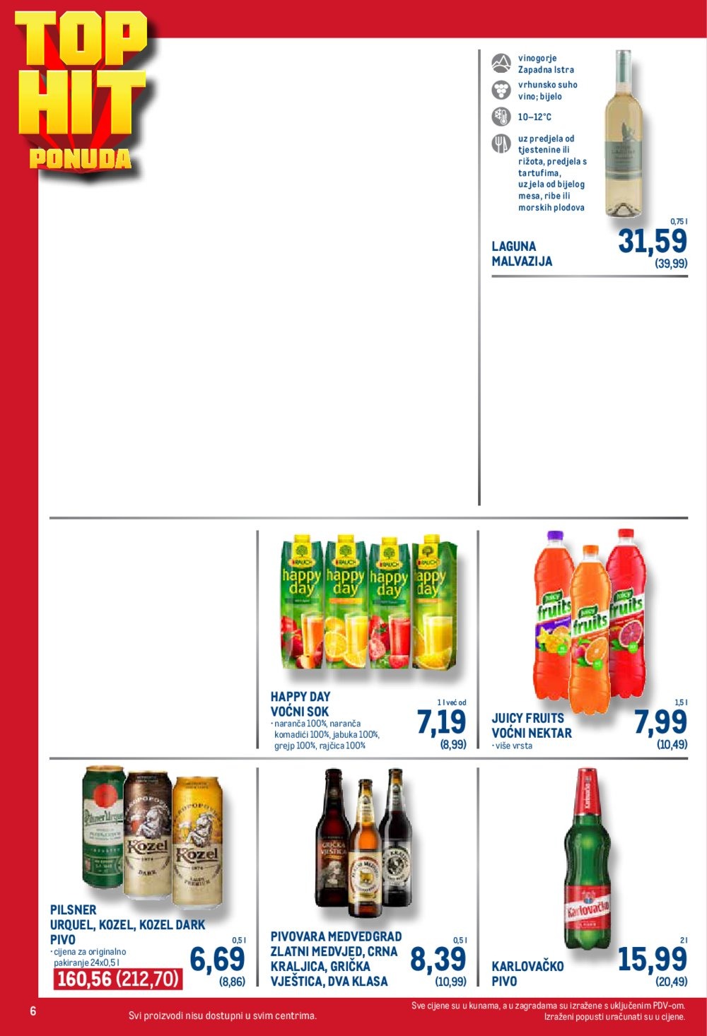 Metro katalog Top hit ponuda 25.06.-08.07.2020.