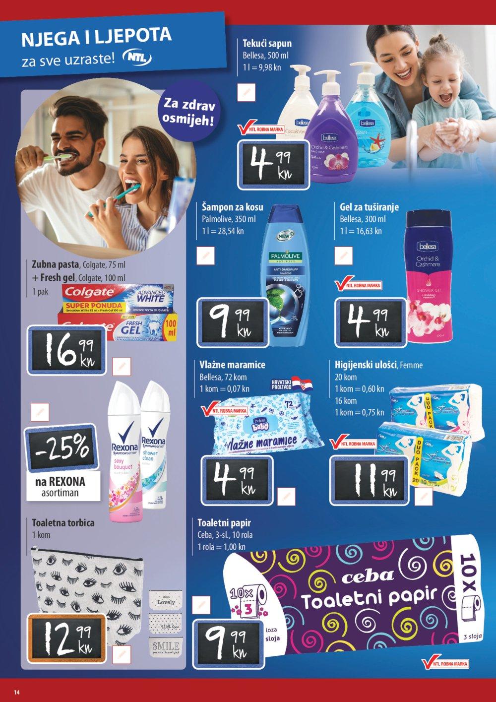 Boso katalog NTL Maxi tjedna ponuda 02.07.-08.07.2020.