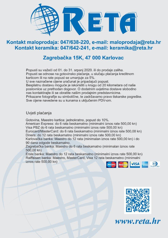 Reta katalog Akcija 01.07.-31.07.2020.