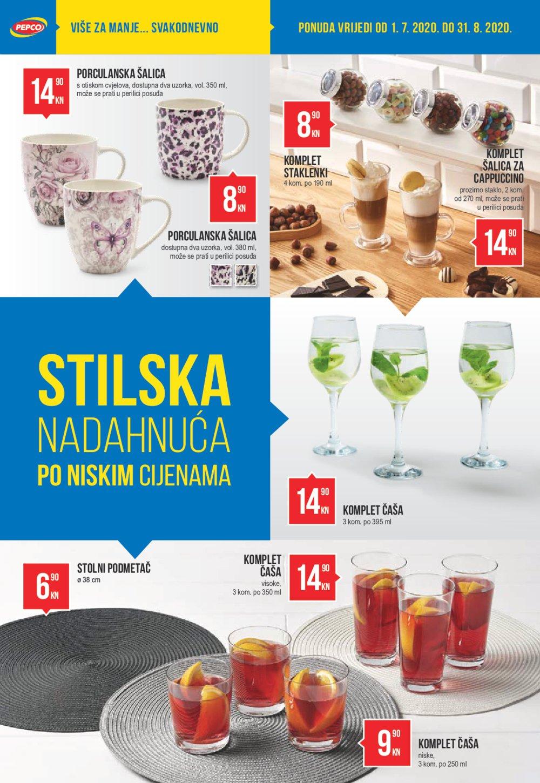 Pepco katalog Ljeto niskih cijena 01.07.-31.08.2020.