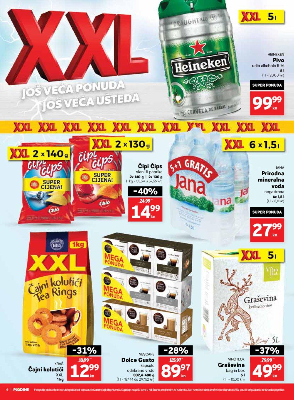Plodine katalog XXL ponuda 09.07.-15.07.2020.