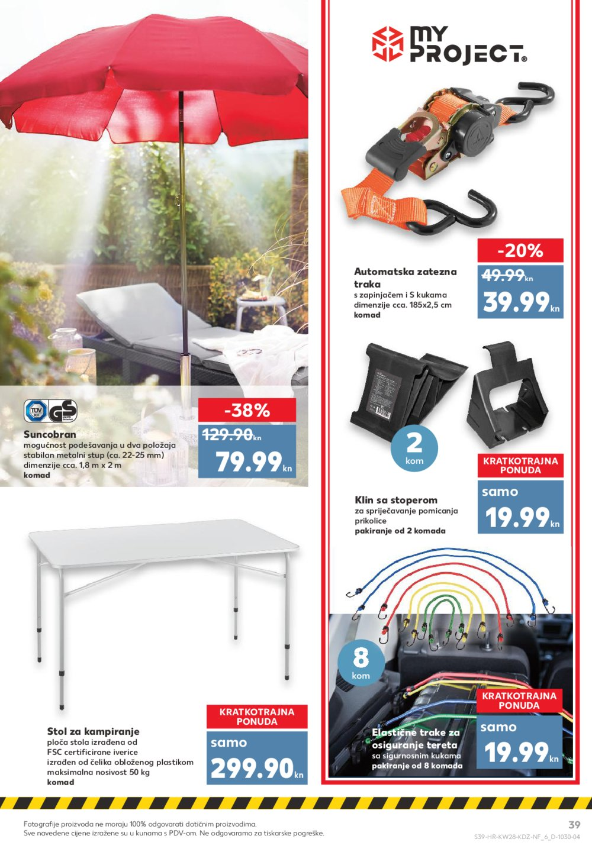 Kaufland katalog Akcija 09.07.-15.07.2020.